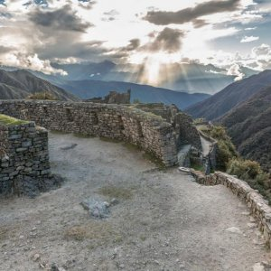 The Inca Trail is Peru's best known hike, combining a stunning mix of Inca ruins, mountain scenery, lush cloud-forest and rich subtropical jungle.